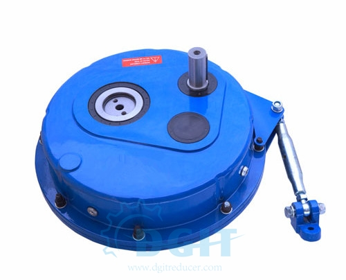 TA series - Shaft mounted gearbox